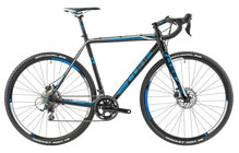 Cube Cross Race Disc black 'n' blue